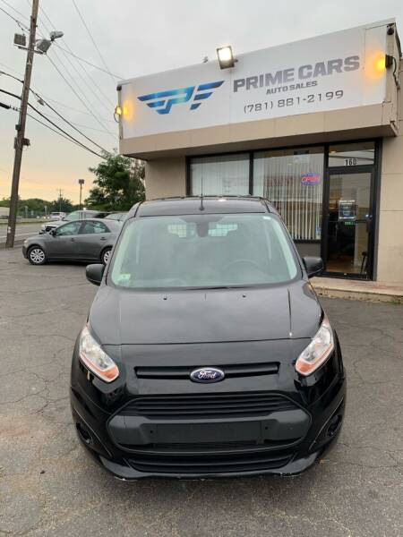 2014 Ford Transit Connect for sale at Prime Cars Auto Sales in Saugus MA