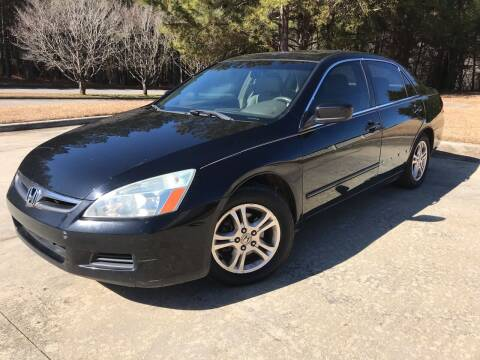 2006 Honda Accord for sale at Global Imports Auto Sales in Buford GA