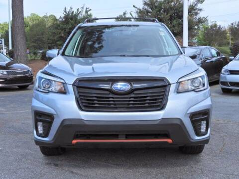 2019 Subaru Forester for sale at Auto Finance of Raleigh in Raleigh NC