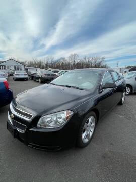 2012 Chevrolet Malibu for sale at Hamilton Auto Group Inc in Hamilton Township NJ