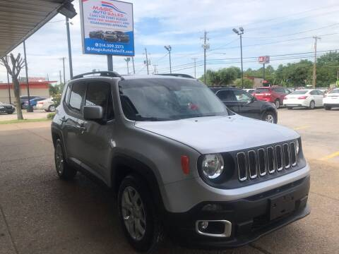 2016 Jeep Renegade for sale at Magic Auto Sales in Dallas TX