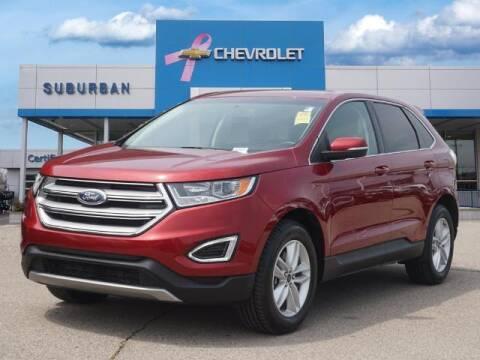 2017 Ford Edge for sale at Suburban Chevrolet of Ann Arbor in Ann Arbor MI