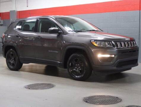 2020 Jeep Compass for sale at CU Carfinders in Norcross GA