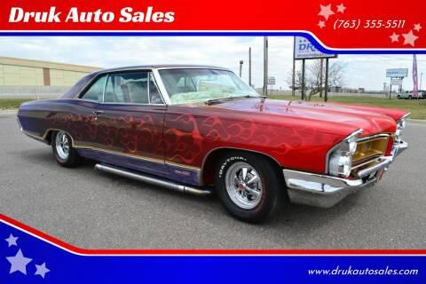 1965 Pontiac Grand Prix for sale at Druk Auto Sales in Ramsey MN