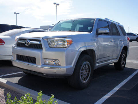 2012 Toyota 4Runner for sale at CarFinancer.com in Peoria AZ