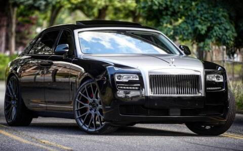 2013 Rolls-Royce Ghost for sale at MS Motors in Portland OR