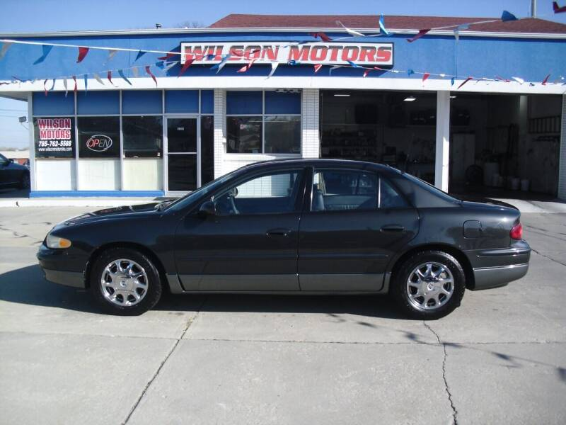 2002 Buick Regal for sale at Wilson Motors in Junction City KS