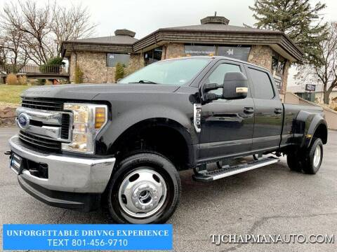 2019 Ford F-350 Super Duty for sale at TJ Chapman Auto in Salt Lake City UT