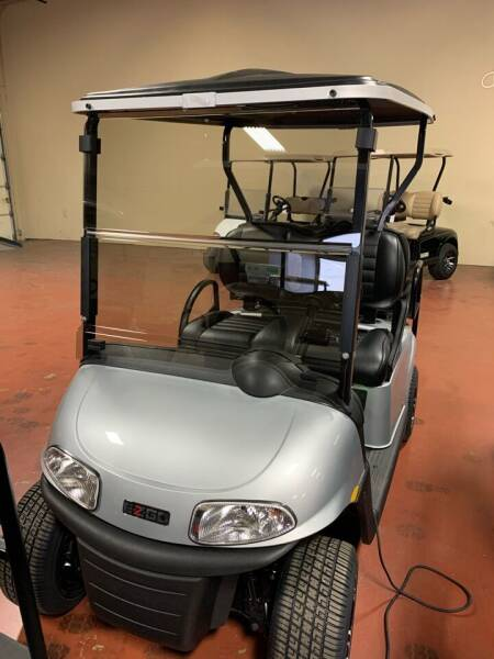 2021 EZGO RXV 2+2 Elite for sale at ADVENTURE GOLF CARS in Southlake TX