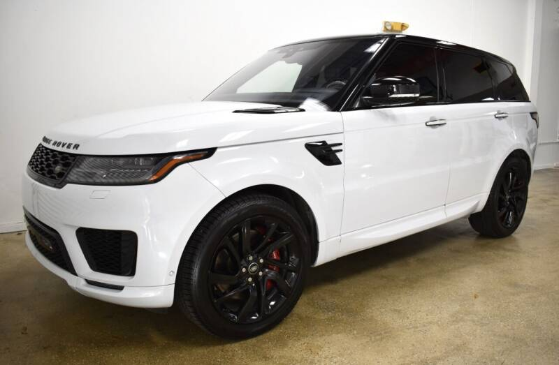 2018 Land Rover Range Rover Sport for sale at Thoroughbred Motors in Wellington FL