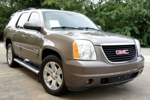 2012 GMC Yukon for sale at CU Carfinders in Norcross GA
