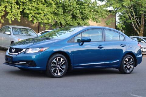 2014 Honda Civic for sale at Beaverton Auto Wholesale LLC in Hillsboro OR