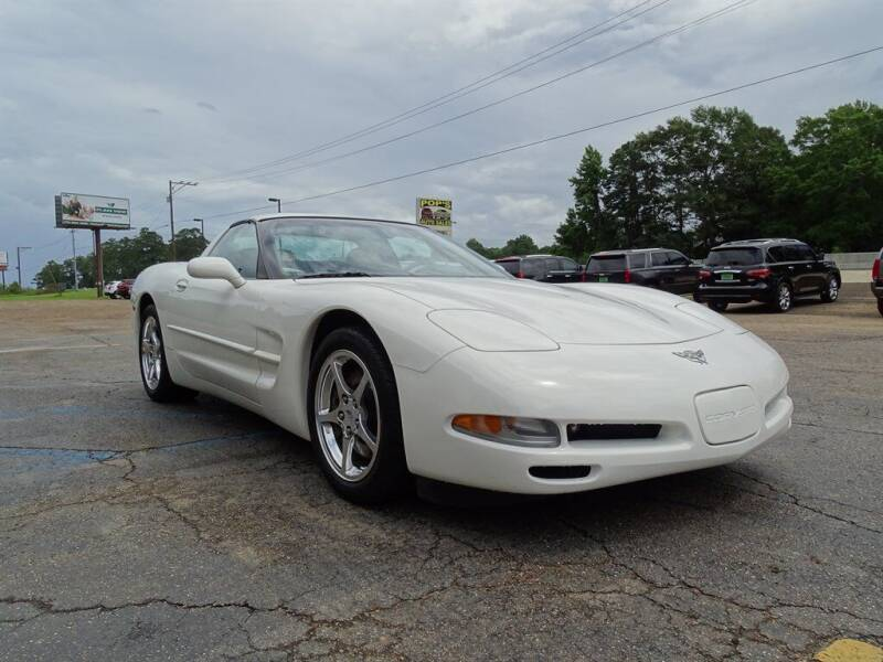 2003 Chevrolet Corvette for sale in Florence, MS