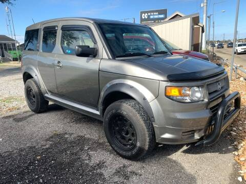 2007 Honda Element for sale at Supreme Autos in Lafayette LA