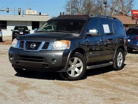 2008 Nissan Armada for sale at Bryans Car Corner in Chickasha OK