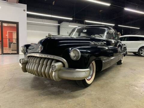 1950 Buick Roadmaster for sale at PARK PLACE AUTO SALES in Houston TX