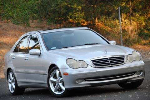 2004 Mercedes-Benz C-Class for sale at VSTAR in Walnut Creek CA