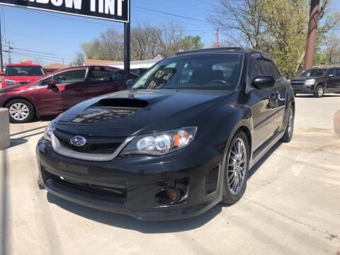 2011 Subaru Impreza for sale at Wolff Auto Sales in Clarksville TN