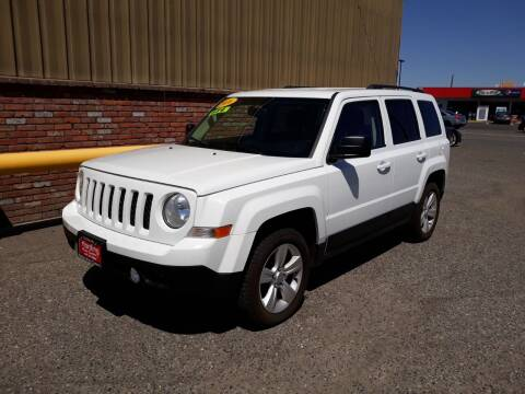 2016 Jeep Patriot for sale at Harding Motor Company in Kennewick WA