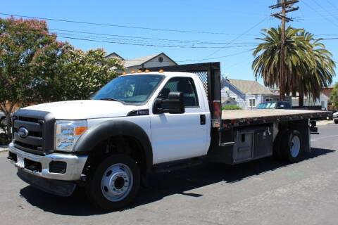2013 Ford F-550 Super Duty for sale at CA Lease Returns in Livermore CA