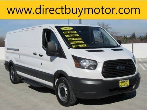 2017 Ford Transit Cargo for sale at Direct Buy Motor in San Jose CA