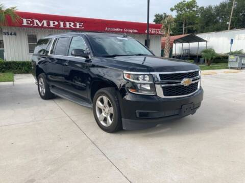 2015 Chevrolet Suburban for sale at Empire Automotive Group Inc. in Orlando FL