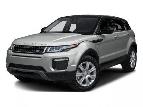 2016 Land Rover Range Rover Evoque for sale at Distinctive Car Toyz in Egg Harbor Township NJ