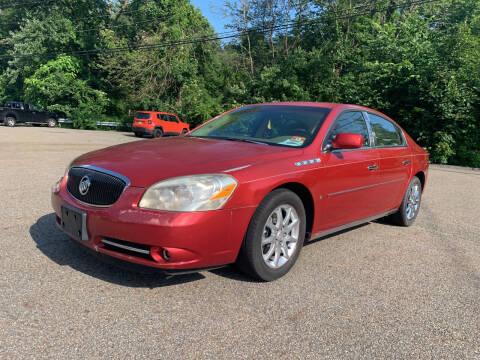 2006 Buick Lucerne for sale at George Strus Motors Inc. in Newfoundland NJ