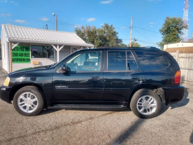 2006 GMC Envoy for sale at Auto Pro Inc in Fort Wayne IN
