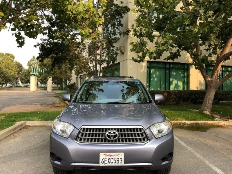 2008 Toyota Highlander Hybrid for sale at Hi5 Auto in Fremont CA