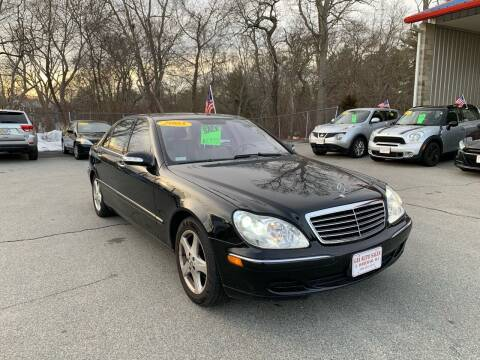 2005 Mercedes-Benz S-Class for sale at Gia Auto Sales in East Wareham MA