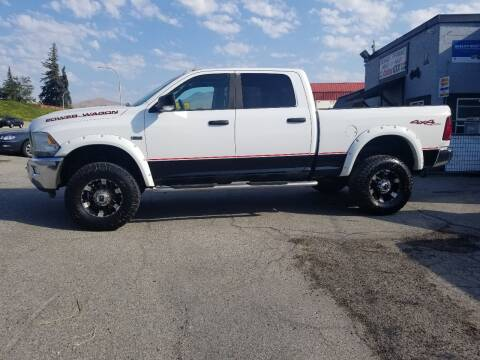 2012 RAM Ram Pickup 2500 for sale at Independent Performance Sales & Service in Wenatchee WA