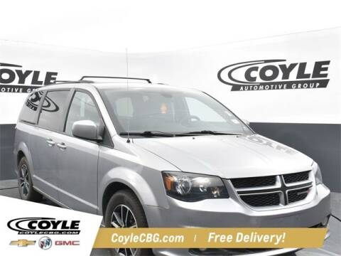 2018 Dodge Grand Caravan for sale at COYLE GM - COYLE NISSAN - New Inventory in Clarksville IN