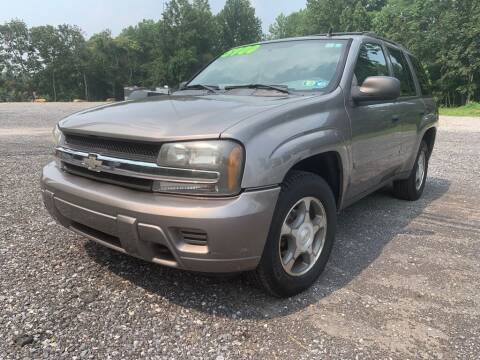 2007 Chevrolet TrailBlazer for sale at Old Trail Auto Sales in Etters PA