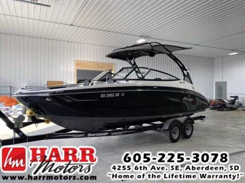 2017 Yamaha 242X for sale at Harr's Redfield Ford in Redfield SD