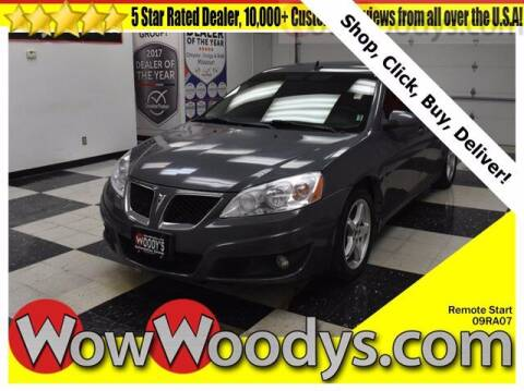 2009 Pontiac G6 for sale at WOODY'S AUTOMOTIVE GROUP in Chillicothe MO