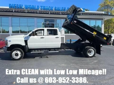 2020 International CV515 for sale at Diesel World Truck Sales - Dump Truck in Plaistow NH