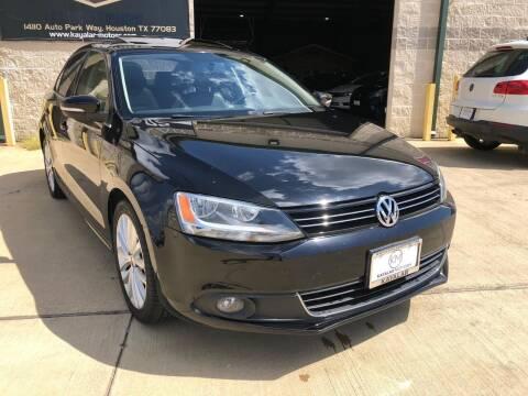 2011 Volkswagen Jetta for sale at KAYALAR MOTORS - ECUFAST HOUSTON in Houston TX