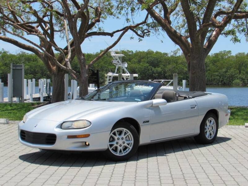2002 Chevrolet Camaro for sale at Auto Quest USA INC in Fort Myers Beach FL