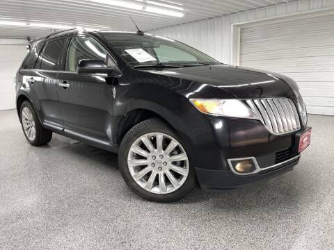 2011 Lincoln MKX for sale at Hi-Way Auto Sales in Pease MN