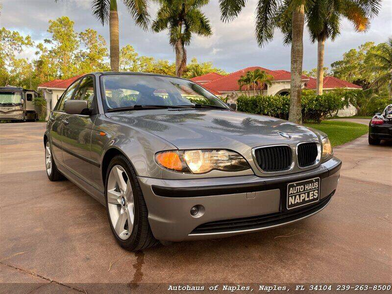 2005 BMW 3 Series for sale at Autohaus of Naples in Naples FL