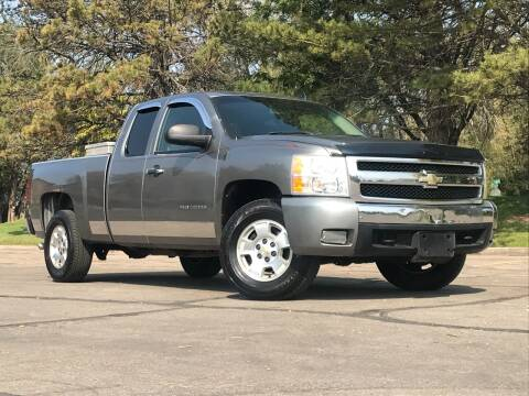 2007 Chevrolet Silverado 1500 for sale at Used Cars and Trucks For Less in Millcreek UT