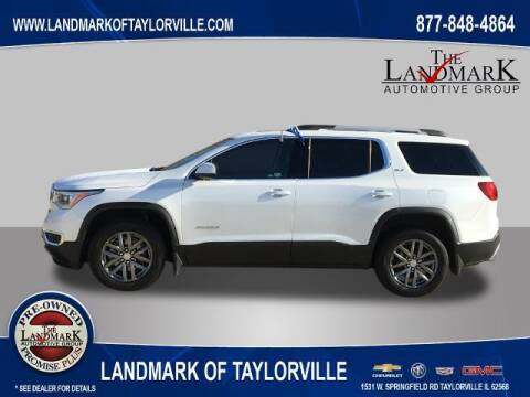 2017 GMC Acadia for sale at LANDMARK OF TAYLORVILLE in Taylorville IL
