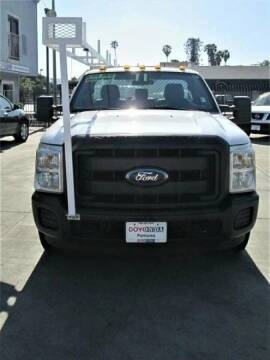 2011 Ford F-350 for sale at DOYONDA AUTO SALES in Pomona CA
