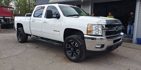 2011 Chevrolet Silverado 2500HD for sale at Kevin Lapp Motors in Plymouth MI