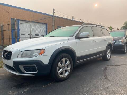 2008 Volvo XC70 for sale at Abrams Automotive Inc in Cincinnati OH