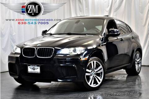 2012 BMW X6 M for sale at ZONE MOTORS in Addison IL