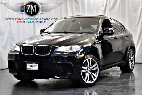 2012 BMW X6 M for sale at ZONE MOTORS in Addison IL