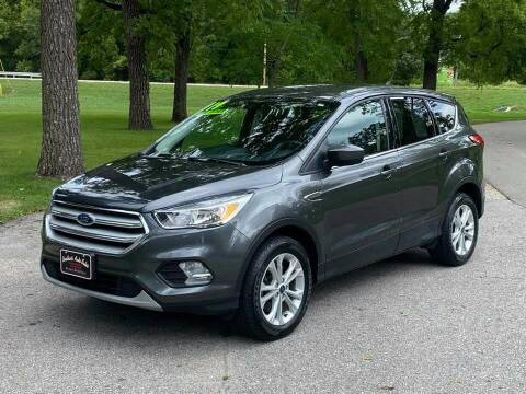 2019 Ford Escape for sale at BROTHERS AUTO SALES in Hampton IA