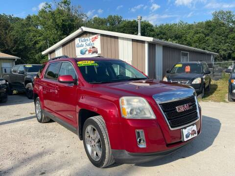 2013 GMC Terrain for sale at Victor's Auto Sales Inc. in Indianola IA